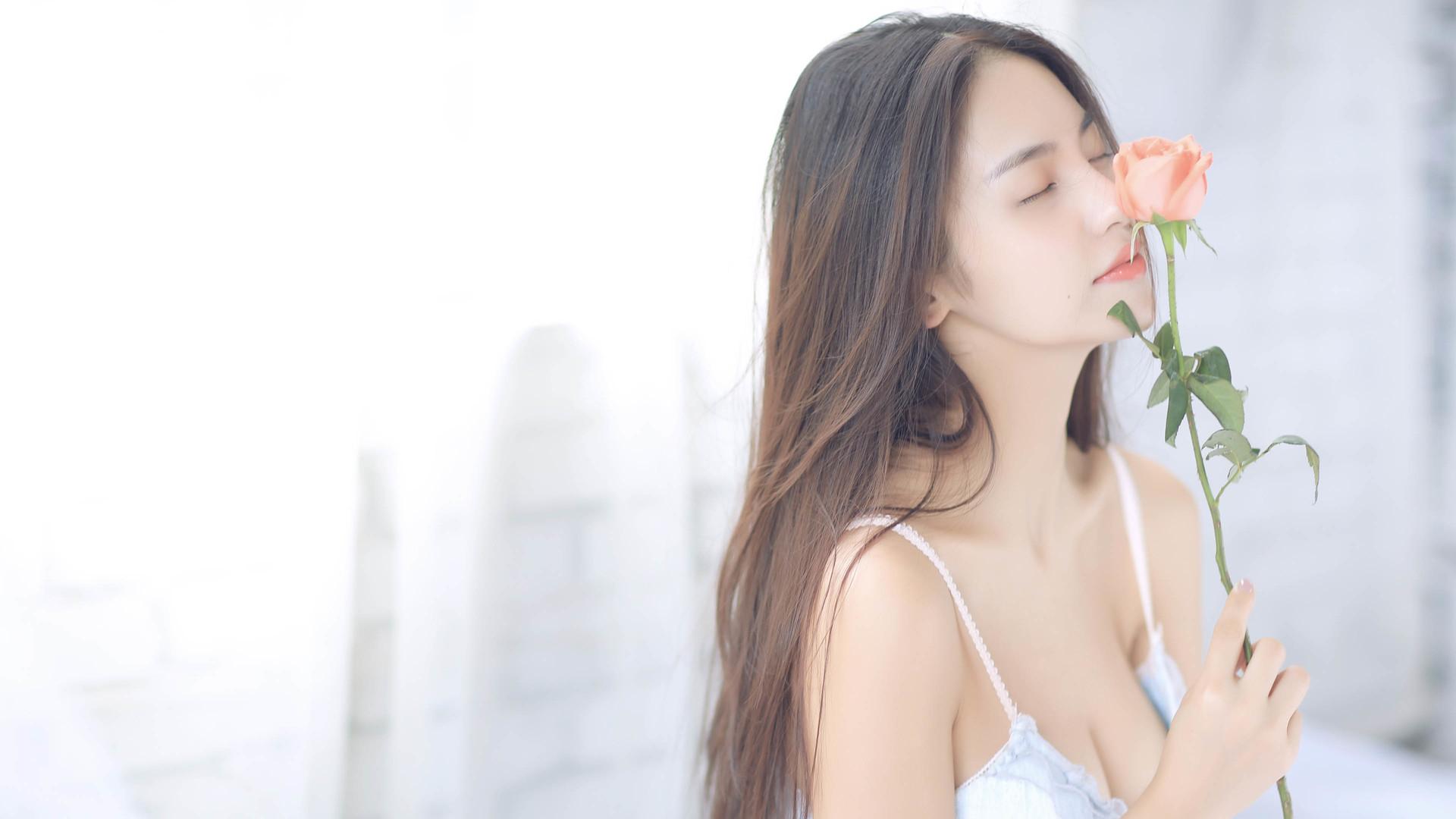 魅力女性高清图片