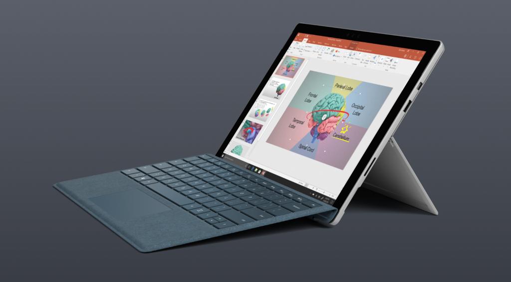 微软Surface Pro 6/Laptop 2新品发布会图文直播:黑色新生、同享时光