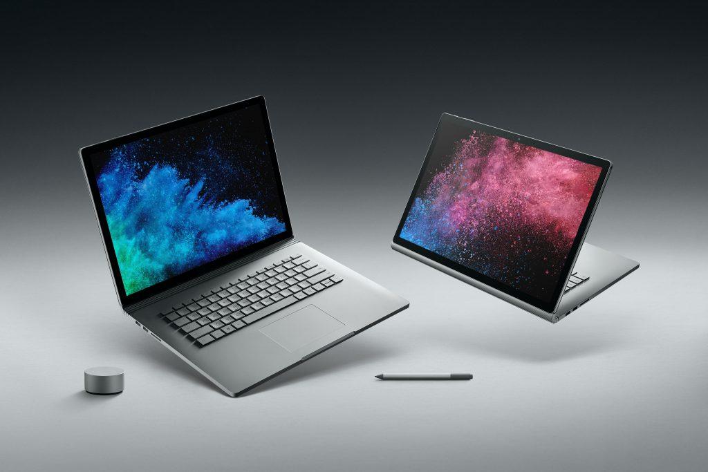 为Windows 10 1903正式版准备,微软Surface Book 2迎大量Intel驱动更新